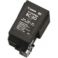 Canon BC-20 Black Compatible Ink Cartridge
