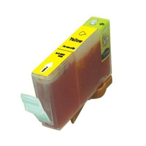 Canon BCI-3Y BCI-3eY Compatible Yellow Ink Cartridge
