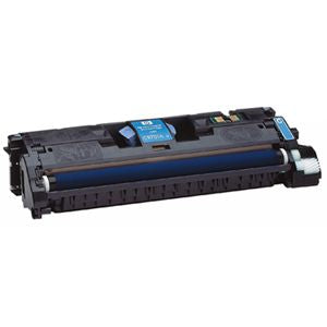 HP Color LaserJet Q3961A 2550 2820 Cyan Compatible Toner Cartridge