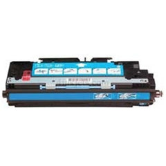 HP Color LaserJet Q2671A 3500 3550 Cyan Compatible Toner Cartridge
