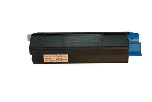 Okidata C5100 C5200 C5300 42127402 Magenta Compatible Toner Cartridge