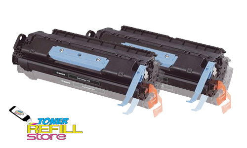 2-Pack Premium Compatible 106 Toner Cartridge for the Canon 106 MF-6530 MF-6550