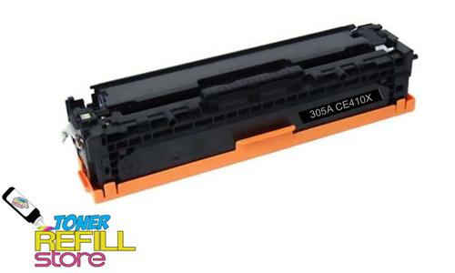 Hewlett Packard Remanufactured CE410X (HP 305X) Black High Yield Laser Toner Cartridge