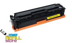 Hewlett Packard Remanufactured CE412A (HP 305A) Yellow Laser Toner Cartridge