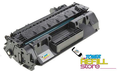 HP CF280X (80X) High Yield Toner Cartridge for the HP LaserJet Pro 400 M401dn M401dw M401n M425dn