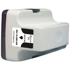 HP C8721WN (HP 02) Black Compatible Ink Cartridge