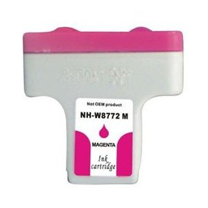 HP C8772WN (HP 02) Magenta Compatible Ink Cartridge