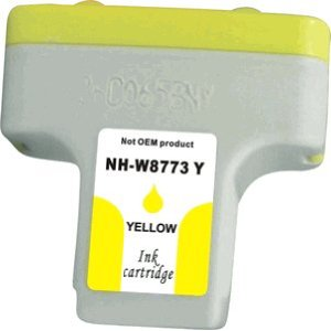 HP C8773WN (HP 02) Yellow Compatible Ink Cartridge