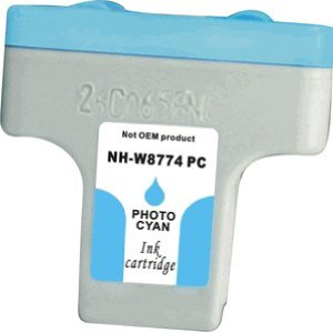 HP C8774WN (HP 02) Light Cyan Compatible Ink Cartridge