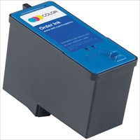 Dell JF333 725 810 Series 6 Compatible Color Ink Cartridge