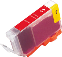 Canon BCI-6R BCI6R Compatible High Yield Red Ink Cartridge