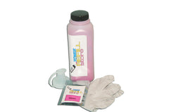 Magenta Toner Refill Kit With Reset Chip compatible for the Samsung CLP-660