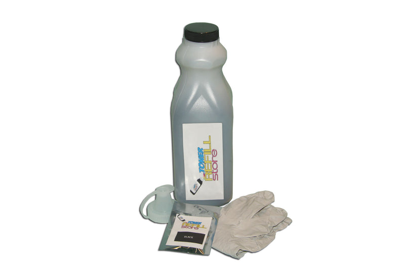 Black High Yield Toner Refill Kit With Chip compatible with the Samsung ML-3560DB