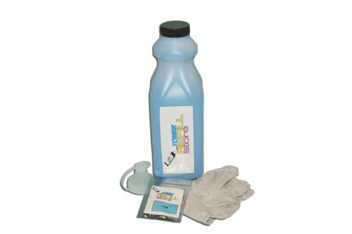 Xante Ilumina Glossy 502 Cyan Toner Refill Kit With Chip