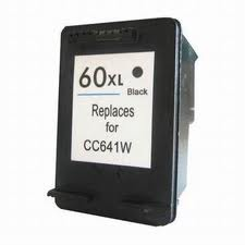HP CC641WN (HP 60XL) Compatible High Yield Black Ink Cartridge