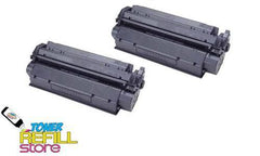 Compatible HP C7115X 15X 2 Pack High Yield Toner Cartridges for LaserJet 3300 1200 1220 3310