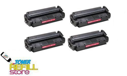 Compatible HP C7115X 15X 4 Pack High Yield Toner Cartridges for LaserJet 3300 1200 1220 3310