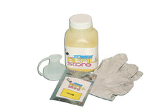 Yellow Toner Refill Kit compatible with the Samsung CLT-Y407S CLP-320 CLP-325 CLX-3185 WITH CHIPS