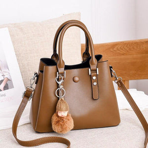 Vintage Women's Handbags Large Capacity Top-handle Female Totes Wild Messenger Shoulder Bags 2020 Fashion Crossbody Bags Casual | akolzol