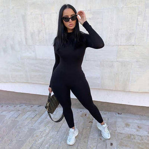 2020 Autumn Fitness Jumpsuit Women High Wiast Long Sleeve Rompers Workout Push Up Bodycon Jumpsuit Overalls For Women | 2020, Autumn, Bodycon, Fitness, For, High, Jumpsuit, Long, Overalls, Push, Rompers, Sleeve, Up, Wiast, Women, Workout | akolzol