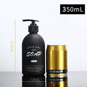 1Pc Nordic Style Empty Spray Bottles 250ml/350ml/500ml Glass Refillable Bath Container Shower Gel Shampoo Press Spray Bottles | 250, 350, 500, Bath, Bottles, Container, Empty, Gel, Glass, ml, Nordic, Pc, Press, Refillable, Shampoo, Shower, Spray, Style | akolzol