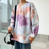 Autumn Hoodies Men Fashion Tie Dyed Printed Casual Cotton Hoodie Men Hooded Sweatshirt Man Streetwear Loose Hip Hop Hoody M-5XL | Autumn, Casual, Cotton, Dyed, Fashion, Hip, Hooded, Hoodie, Hoodies, Hoody, Hop, Loose, Man, Men, Printed, Streetwear, Sweatshirt, Tie, XL | akolzol
