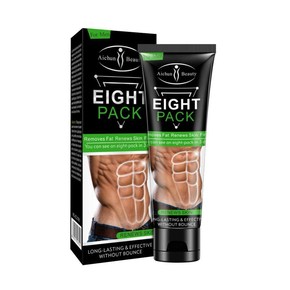 New Powerful Abdominal Muscle Cream Strong Muscle Strong Anti Cellulite Burn Fat Product Weight Loss Cream Men Women | akolzol