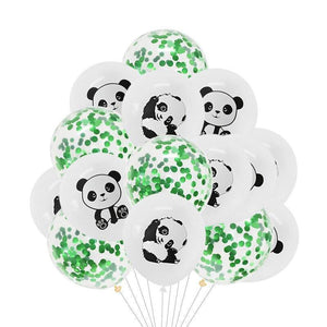 10/15Pcs 12inch Panda Bamboo Printed Balloon Cute Latex Ballon Panda Party Decoration Supplies Animal Theme Party | 1015, 12, Animal, Ballon, Balloon, Bamboo, Cute, Decoration, inch, Latex, Panda, Party, Pcs, Printed, Supplies, Theme | akolzol