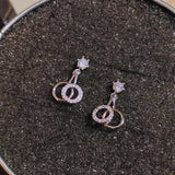 S925 Sterling Silver color Garnet Earrings Women Bizuteria Silver 925 Jewelry Diamond Gemstone Cushion Zirconia Drop Earring (White Antique Silver) | 925, Bizuteria, color, Cushion, Diamond, Drop, Earring, Earrings, Garnet, Gemstone, Jewelry, Silver, Sterling, Women, Zirconia | akolzol