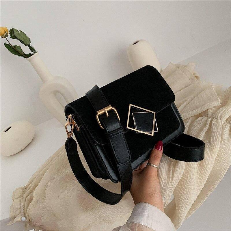 Fashion Women's Handbags Casual Shoulder Bags New PU Leather Ladies Flap Wild Crossbody Bags Female Totes | Bags, Casual, Crossbody, Fashion, Female, Flap, Handbags, Ladies, Leather, New, PU, Shoulder, Totes, Wild, Womens | akolzol