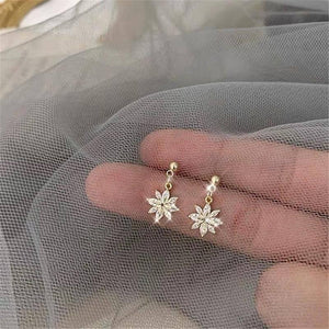 100% Real 14 K Yellow Gold Jewelry Natural White Diamond Drop Earring for Women Mystic Wedding for Brides Hypoallergenic Earring (White) | 100%, 14, Brides, Diamond, Drop, Earring, for, Gold, Hypoallergenic, Jewelry, Mystic, Natural, Real, Wedding, White, Women, Yellow | akolzol