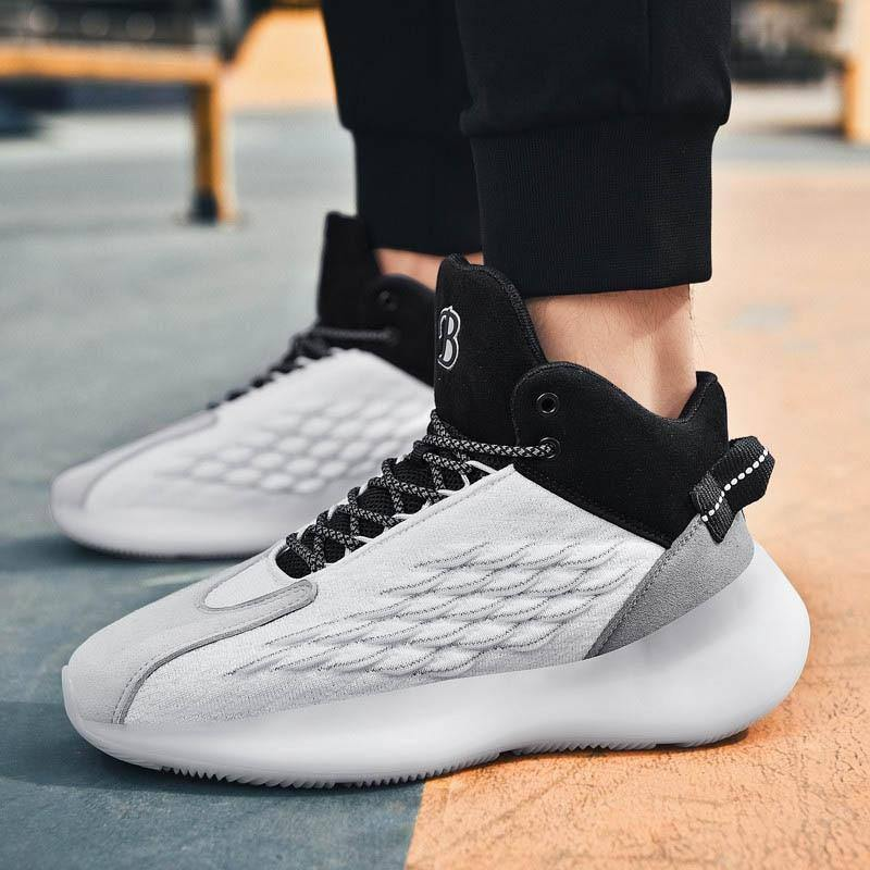 New Mens Shoes Casual 2019 Fashion Men Sneakers High Top Basket Homme Shockproof Trainers Breathable Chaussure Tenis Masculino | 2019, Basket, Breathable, Casual, Chaussure, Fashion, High, Homme, Masculino, Men, Mens, New, Shockproof, Shoes, Sneakers, Tenis, Top, Trainers | akolzol