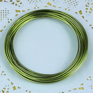 5m/Roll Aluminum Tree Training Wires Garden Bonsai Beginners Trainers Artists Plants Trees Training Wire 1mm/2mm/3mm | akolzol