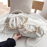 Fashion Solid Color Chain PU Leather Shoulder Bags For Women 2020 New Designer Crossbody Messenger Bag Female Travel Handbags | 2020, Bag, Bags, Chain, Color, Crossbody, Designer, Fashion, Female, For, Handbags, Leather, Messenger, New, PU, Shoulder, Solid, Travel, Women | akolzol