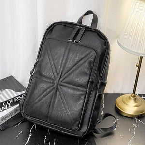 2020 Hot! Men Fashion Backpack Travel Backpack Mochilas School Mens Leather Business Bag Large Laptop Shopping Travel Bag | akolzol