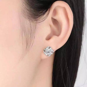 925 Sterling Silver Color Purple Crystals Earrings for Women Korean Simple style Wild Temperament Personality Jewelry | 925, Color, Crystals, Earrings, for, Jewelry, Korean, Personality, Purple, Silver, Simple, Sterling, style, Temperament, Wild, Women | akolzol