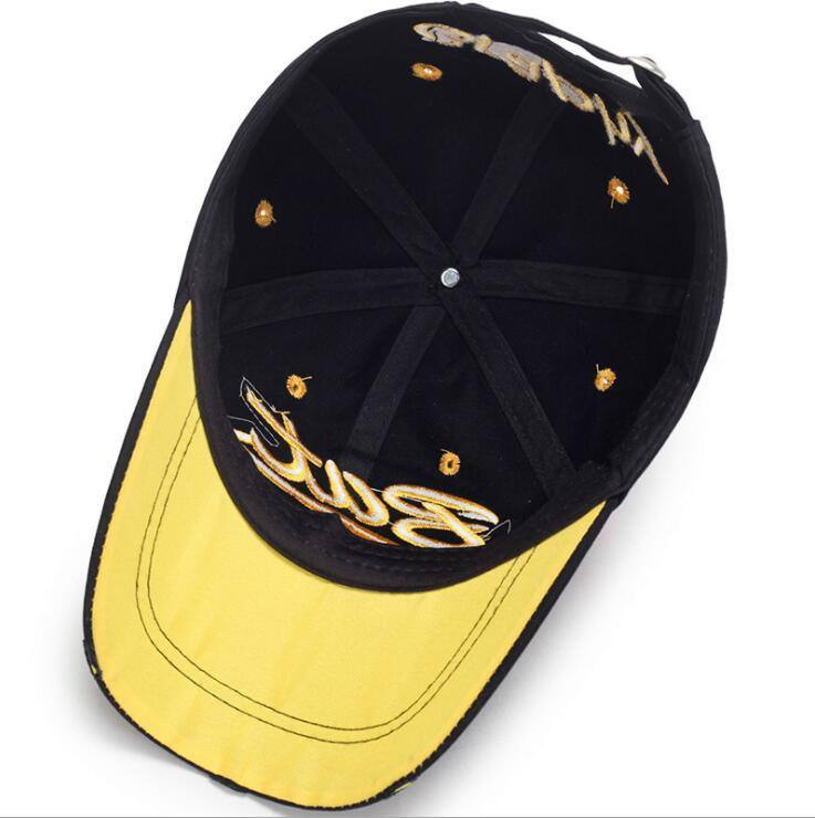 2018 New wholesale snapback hats baseball cap hats hip hop fitted cheap hats for men women gorras curved brim hats Damage cap | akolzol