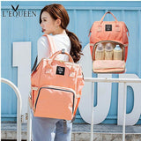 Wholesale Fashion Diaper Bag Mummy Maternity Nappy Bag For Mother Large Capacity Travel Backpack Designer A Bag For Mother Gift | akolzol
