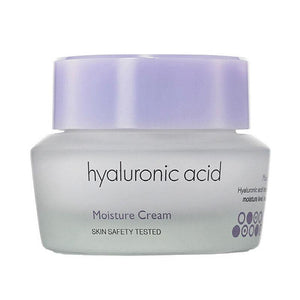 Korean Cosmetics IT'S SKIN Hyaluronic Acid Moisture Cream 50ml Facial Cream Face Care Whitening Moisturizing Firming Face Cream | akolzol