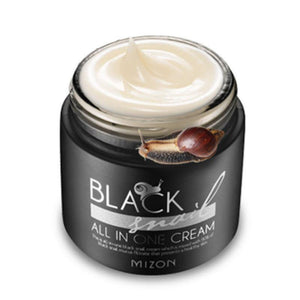 MIZON Black Snail All in one Cream 75ml Skin Care Deep Moisturizing Nourishing Day Cream Quality Most Popular Beauty Face Cream | akolzol