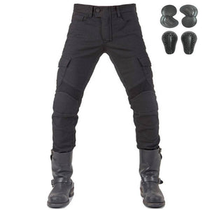 UGB06 Motorcycle Jeans Pantalones Motocicleta Hombre Featherbed Jeans Standard Version Moto Ride Trousers Pant Summer Riding | akolzol