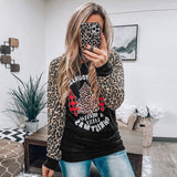 New Autumn Woman Tshirts Leopard Stitching Clothes Long Sleeve Christmas Print Tree Streetwear Women's Tops Fall Clothing 2020 | 2020, Autumn, Christmas, Clothes, Clothing, Fall, Leopard, Long, New, Print, Sleeve, Stitching, Streetwear, Tops, Tree, Tshirts, Woman, Womens | akolzol
