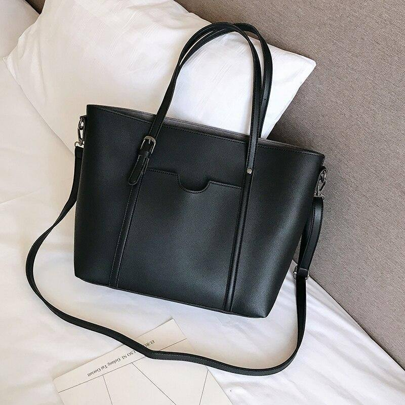 Fashion Women Handbag New Women's Bags Pu Leather Female Crossbody Bags Women Large Capacity Shoulder Bag Handbag | Bag, Bags, Capacity, Crossbody, Fashion, Female, Handbag, Large, Leather, New, Pu, Shoulder, Women, Womens | akolzol