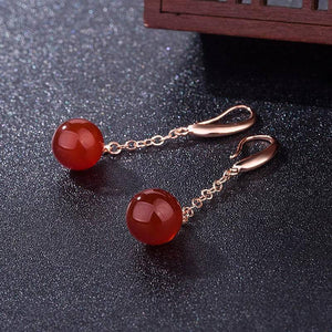 10K Gold Earring Natural Jade Jewelry Bizuteria Women Oorbellen Orecchini Garnet Wedding Emerald Gemstone Drop Earrings kolczyki | 10, Bizuteria, Drop, Earring, Earrings, Emerald, Garnet, Gemstone, Gold, Jade, Jewelry, kolczyki, Natural, Oorbellen, Orecchini, Wedding, Women | akolzol