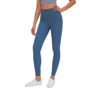SUPER HIGH RISE Fitness Athletic Legging Yoga Pants Women Buttery-Soft Naked-feel Workout Gym Sport Legging Inseam 24"