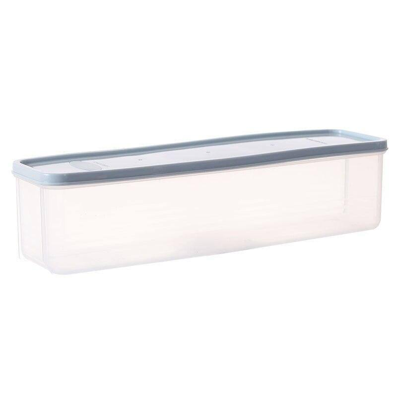 Big Capacity Food Storage Container Plastic Kitchen Refrigerator Noodle Box Multi Grain Storage Tank Transparent Sealed Cans | akolzol