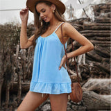 New Tank Top Women Clothes Solid Color Loose Sleeveless Suspender Apricot Sexy Tops Backless Fashion For Women's Clothing 2020 | 2020, Apricot, Backless, Clothes, Clothing, Color, Fashion, For, Loose, New, Sexy, Sleeveless, Solid, Suspender, Tank, Top, Tops, Women, Womens | akolzol