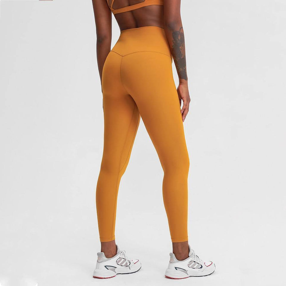 NEW FALL Color-CLASSIC 2.0 Naked-feel Workout Gym Athletic Legging Women Squat Proof Yoga Pants Fitness Sport Legging | akolzol