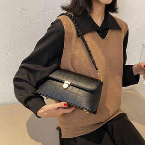 Simple Pu Leather Shoulder Bags for Women New Winter Trend Design Crossbody Bag Branded Fashion Female Armpit Handbags | Armpit, Bag, Bags, Branded, Crossbody, Design, Fashion, Female, for, Handbags, Leather, New, Pu, Shoulder, Simple, Trend, Winter, Women | akolzol