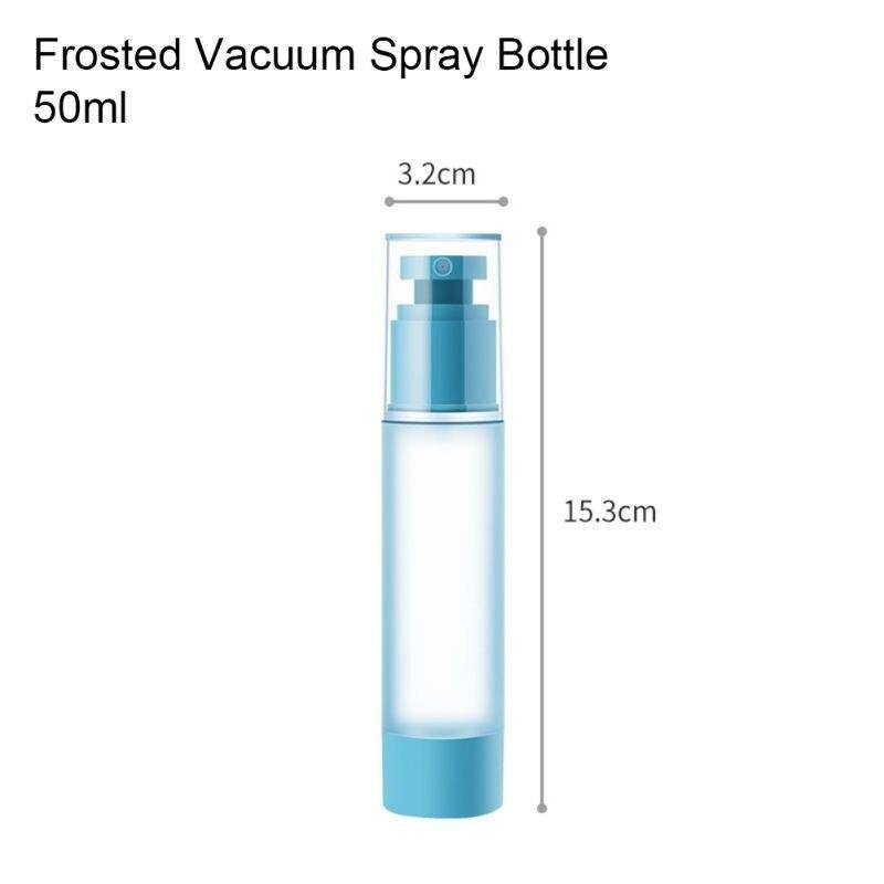 15/30/50/80ML Lotion Vacuum Spray Bottle for Travel Bathroom Soap Dispenser Shampoo Shower Gel Refillable PC Storage Container | 15305080, Bathroom, Bottle, Container, Dispenser, for, Gel, Lotion, ML, PC, Refillable, Shampoo, Shower, Soap, Spray, Storage, Travel, Vacuum | akolzol